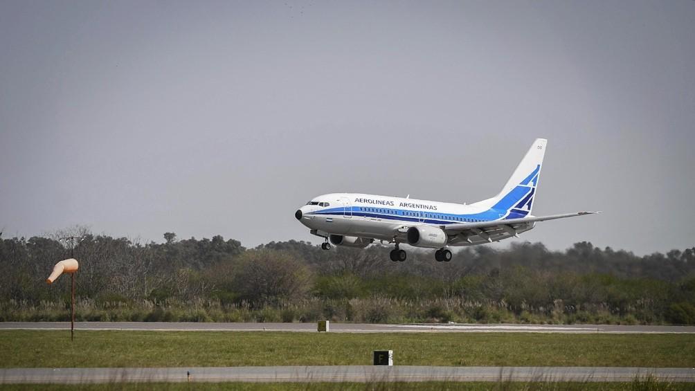 Aerolíneas Argentinas anunció sus vuelos regulares de cabotaje a partir del próximo jueves 22