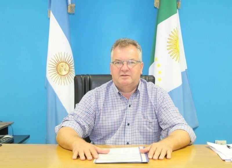 El intendente de Castelli dio positivo de coronavirus
