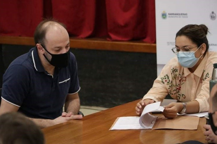 Barranqueras: Municipio gestiona el traspaso de titularidad de propiedades y patrimonios históricos de la ciudad