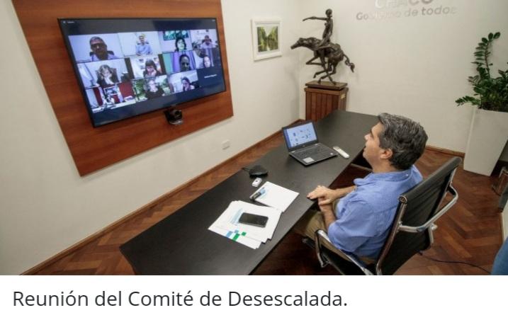 Coronavirus en el Chaco: refuerzan medidas en Charata, Sáenz Peña, Quitilipi y Machagai.