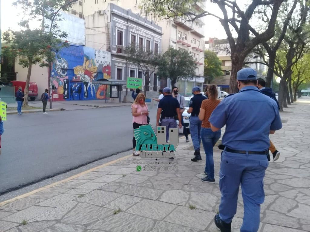 UPCP será recibida por el gobernador Jorge Capitanich y desactivó movilización