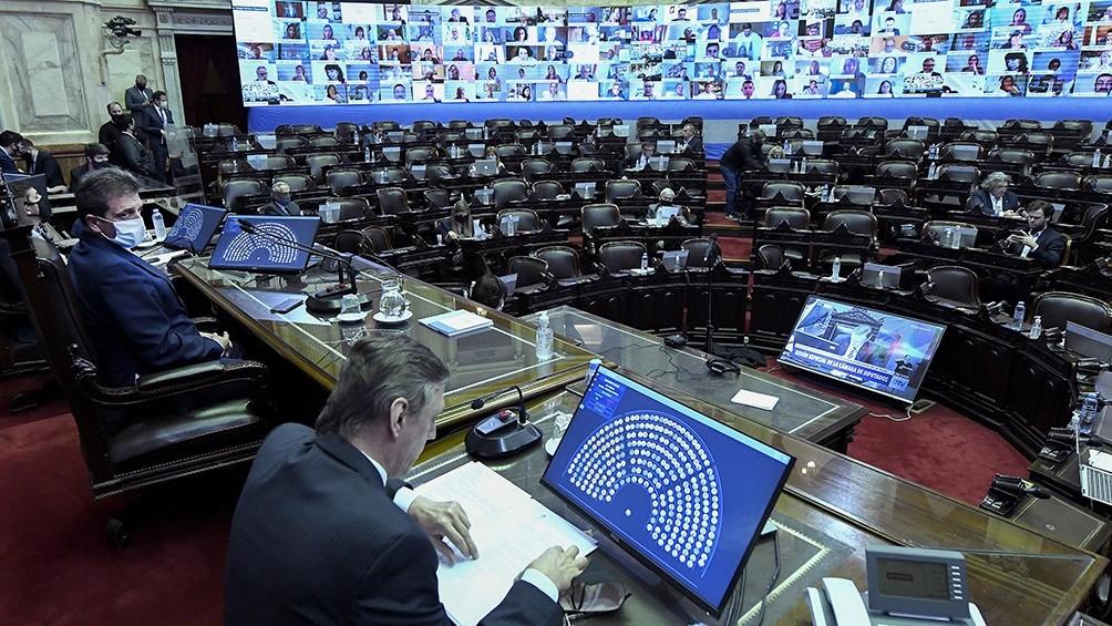 Diputados debatirá en comisión un proyecto para prohibir la venta de predios quemados