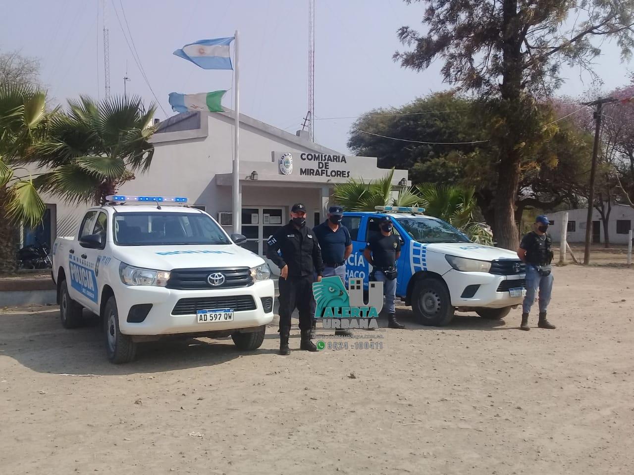 Miraflores: secuestran dos camiones con 600 postes de madera Itin Caranda.