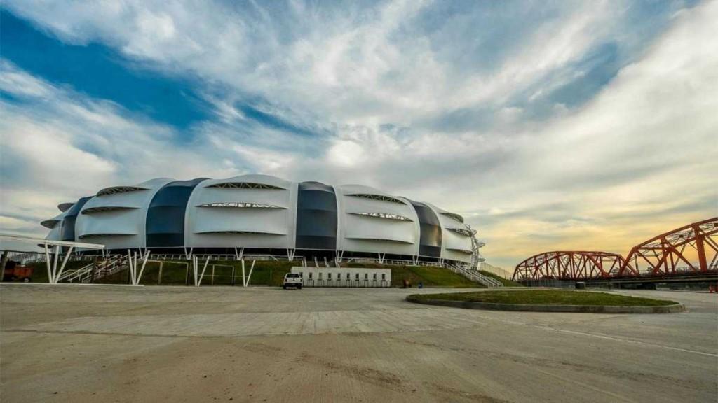 Argentina podrá jugar en el Estadio Único de Santiago del Estero por Eliminatorias