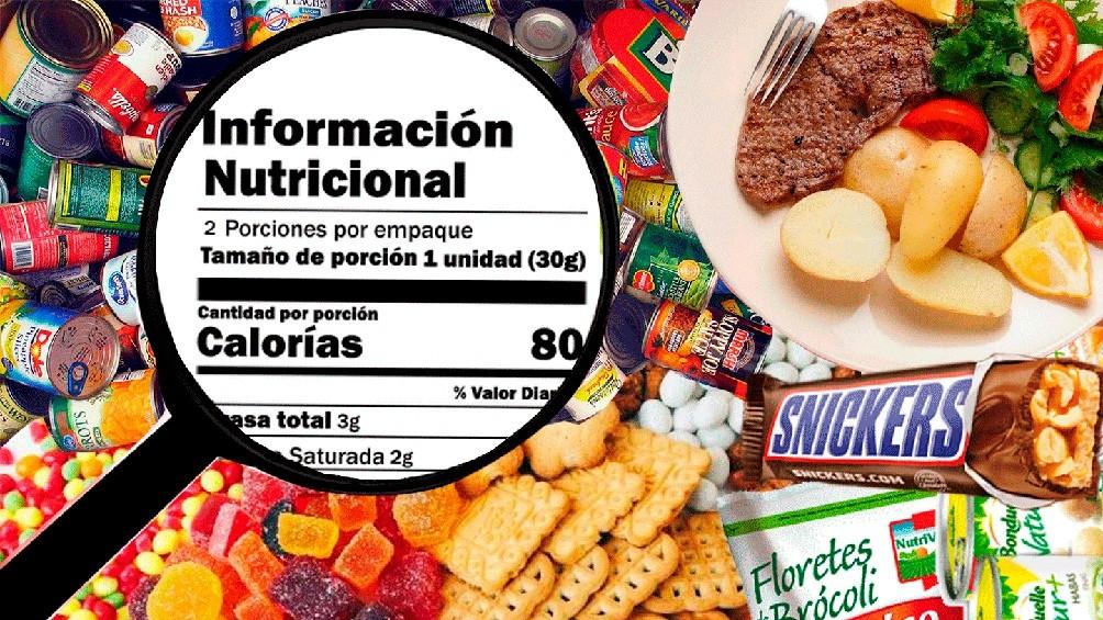 Pasan a la firma el dictamen del proyecto sobre etiquetado de alimentos
