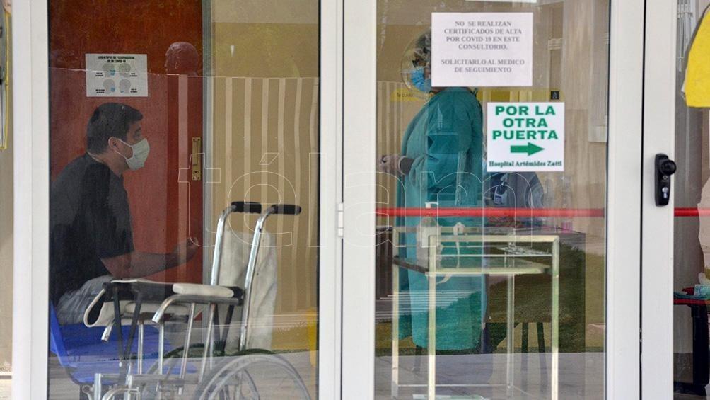 Viedma está al borde del colapso sanitario por el aumento de contagios