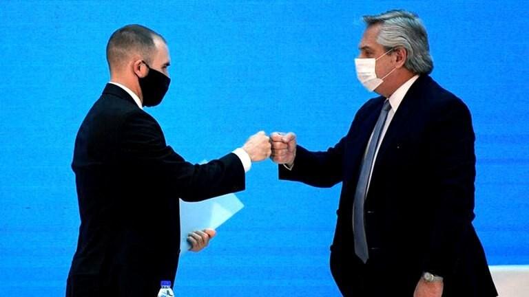 Alberto Fernández se aferra a Martín Guzmán para aguantar la crisis y hacerle frente a las presiones internas