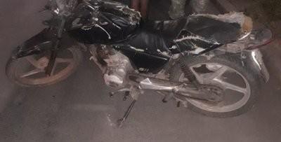 Un muchacho fue demorado por circular en moto ebrio por el microcentro
