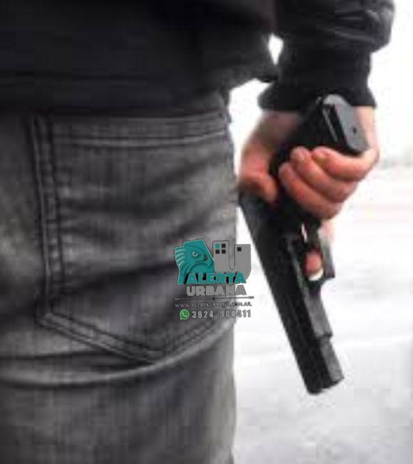 Chaco: robos a mano armada