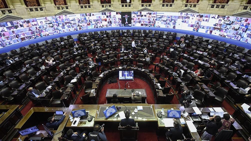 Con mayor presencialidad en el recinto, Diputados debatirá el proyecto de Presupuesto 2021
