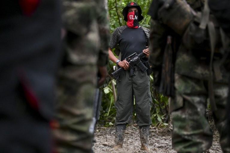 Presidente Duque confirma que tras un operativo fue dado de baja alias 'Uriel', uno de los cabecillas del ELN