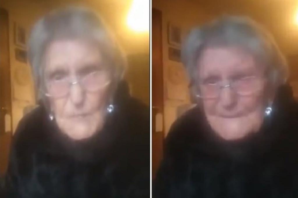 Escocia: una mujer de 104 años está aislada y pide ver a su familia antes de morir
