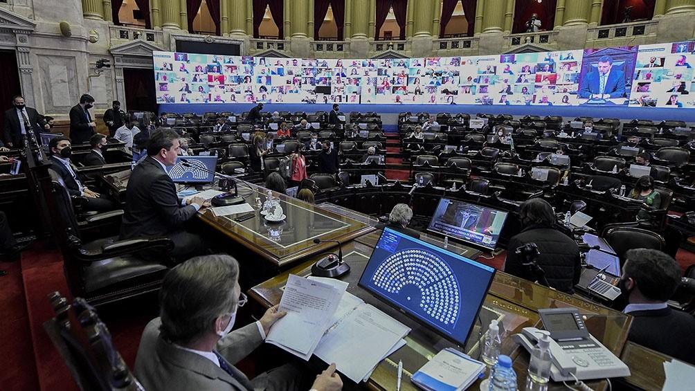 Diputados trata este miércoles el Presupuesto 2021