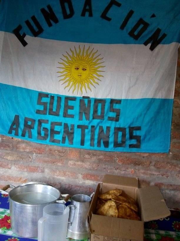 En tiempos de pandemia la Fundación Sueños Argentinos brinda su mano solidaria