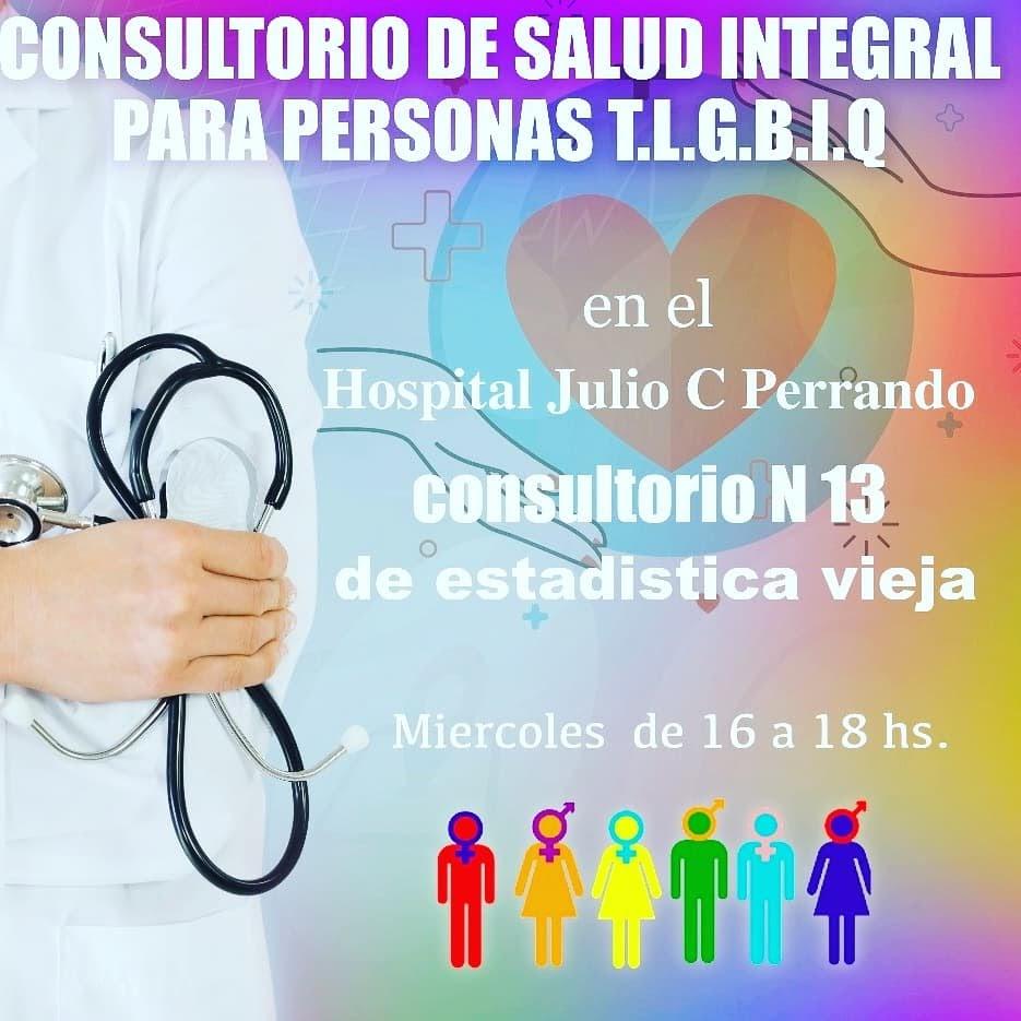 En tiempos de pandemia garantizan atención de personas LGBTIQ+ en consultorio de Salud Integral.