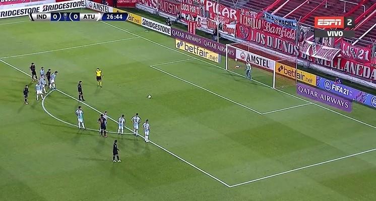Independiente le ganó 1-0 a Atlético Tucumán en el duelo de argentinos por la Copa Sudamericana