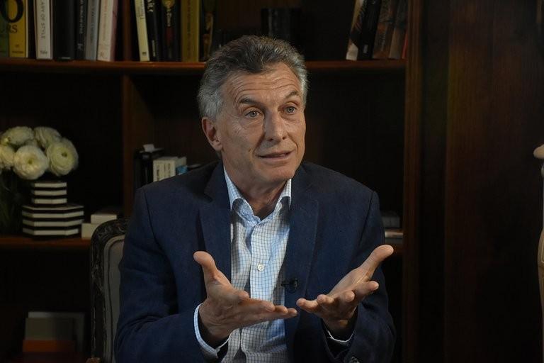 Mauricio Macri negó contactos con el Gobierno y explicó cuáles son sus condiciones para sentarse a dialogar
