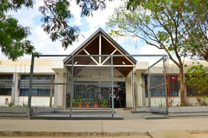 El Gobierno inauguró las refacciones de la Escuela 494 de Resistencia