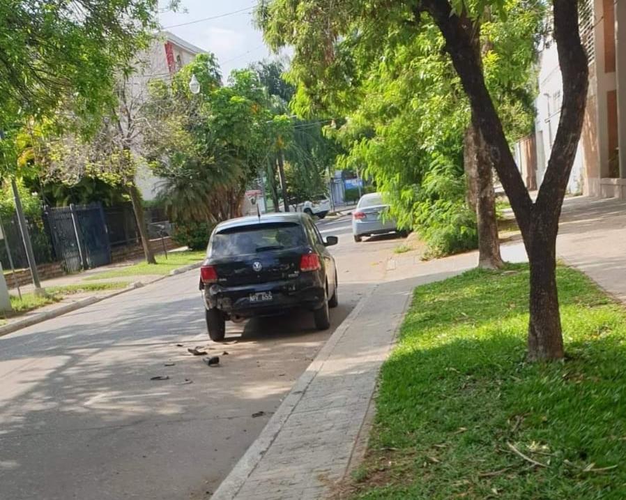 La calle de los accidentes