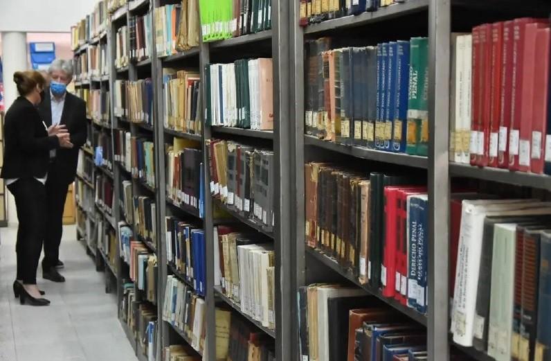 La Biblioteca Legislativa atenderá al público en horario matutino