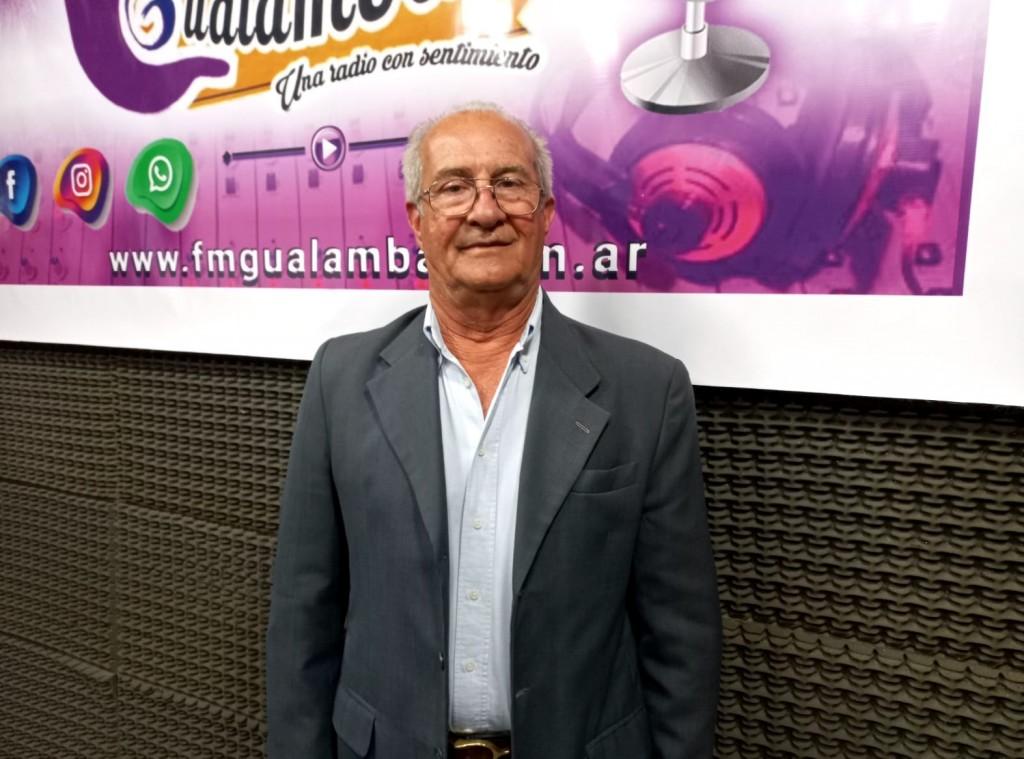 Dr. Rubén Galassi: