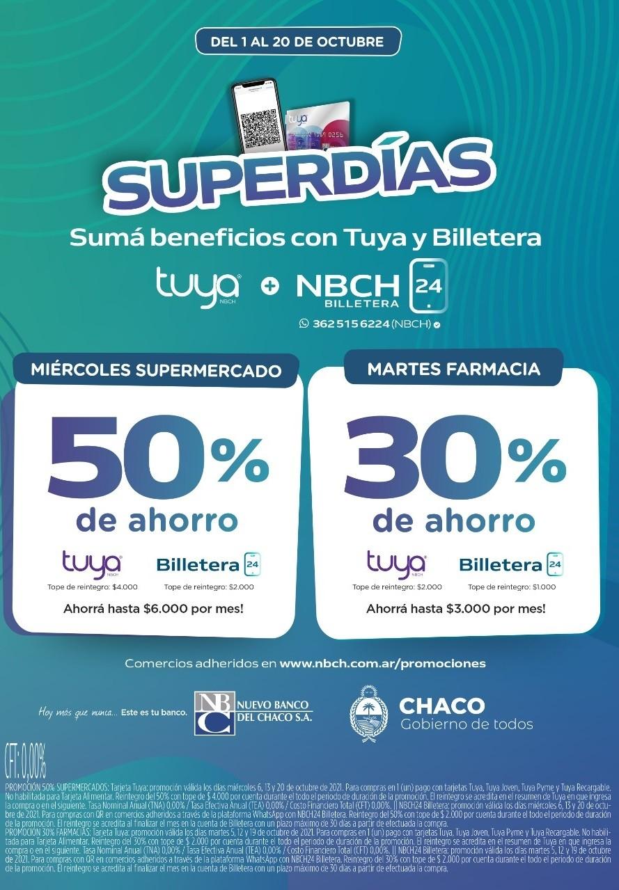 Promoción superdías: se podrá ahorrar hasta $9.000 en más de 40 localidades con comercios adheridos