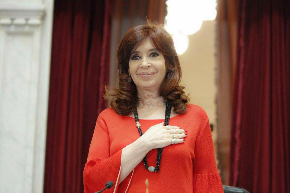 La justicia ordenó el sobreseimiento de Cristina Fernández de Kirchner