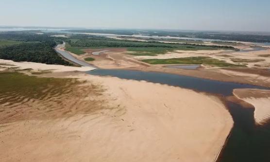 Por la bajante, 60% de las tomas de agua tuvo problemas de abastecimiento