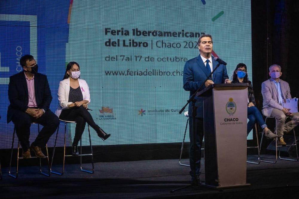 Comenzó la Feria Del Libro 2.021