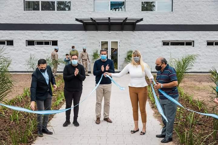 Sáenz Peña: Inauguración del flamante y refaccionado Centro de Convenciones