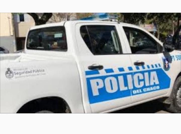 Sáenz Peña: Hirieron a un policía para evitar una detención