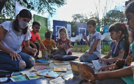 Este lunes la Feria Iberoamericana del Libro Chaco 2021 llegará a Charata y continuará en el Domo