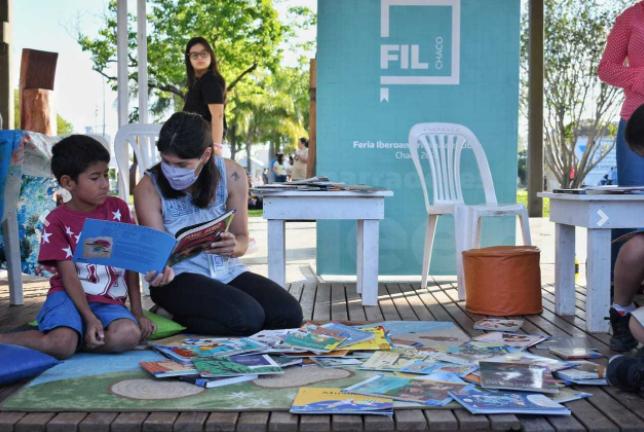 Toda la agenda de actividades que tendrá este martes la Feria del Libro 2021