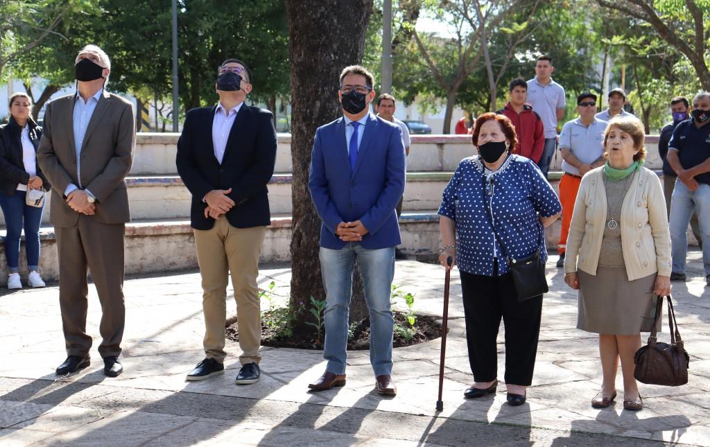 La municipalidad conmemoró el Día del Respeto a la Diversidad Cultural