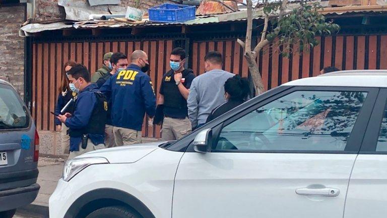 Un homicida que había salido de la cárcel hace dos semanas mató a su pareja a cuchilladas en Chile