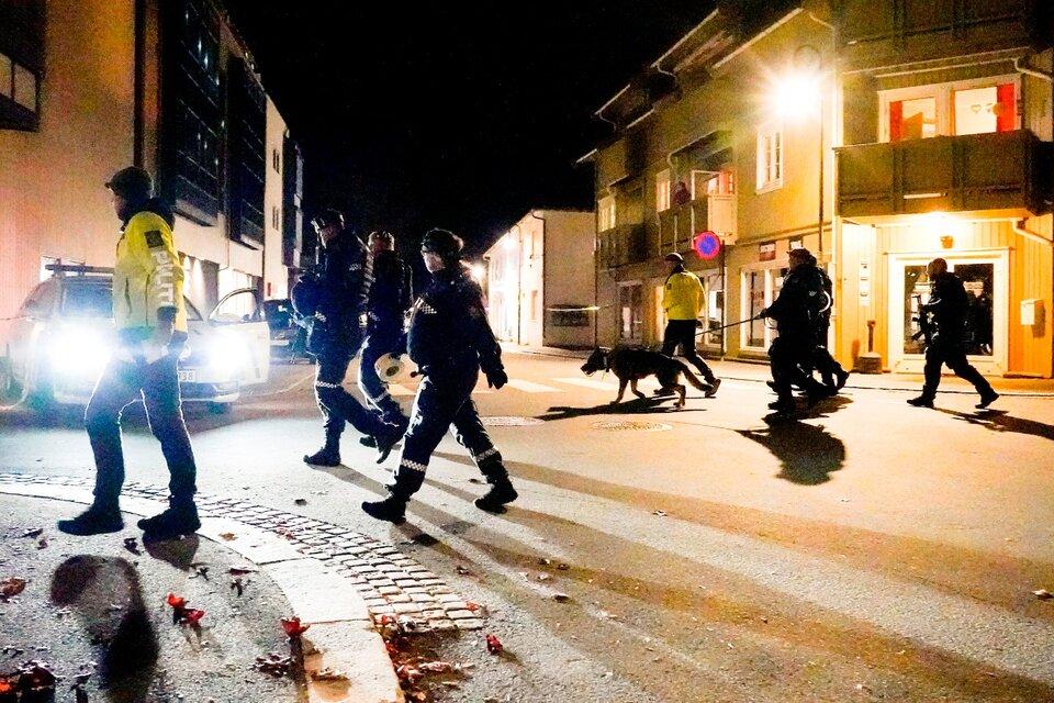 Horror en Noruega: un hombre mató a varias personas con un arco y flechas