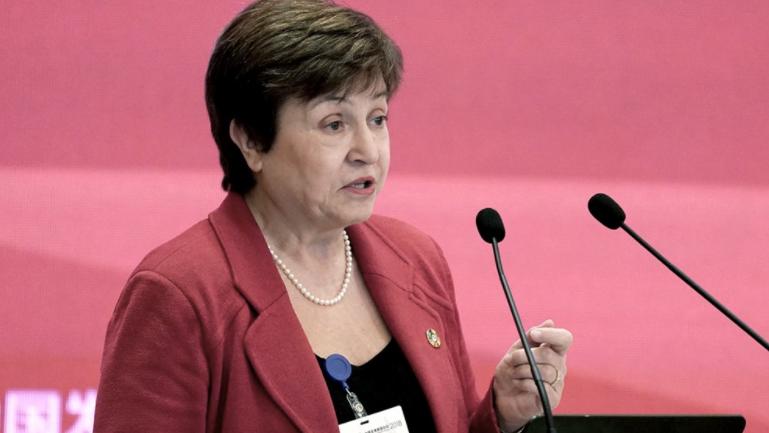 Georgieva afirmó que el FMI trabaja con la Argentina en un acuerdo