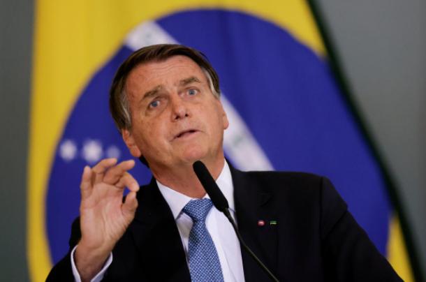 Jair Bolsonaro anunció que no se vacunará contra el coronavirus