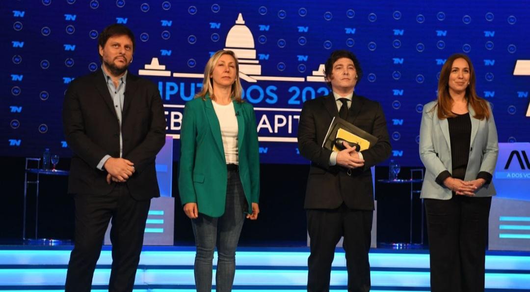 Debate entre los candidatos a diputados de la Ciudad de Buenos Aires