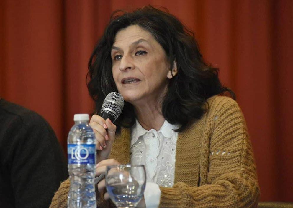 """Ministra Gloria Zalazar: """"Buscamos dinamismo en las acciones policiales"""""""