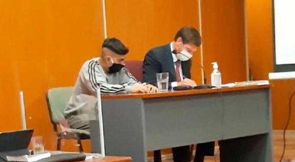 Pidieron 17 años de prisión para Lautaro Teruel, acusado por violación