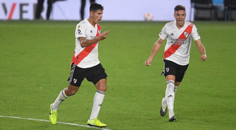 Gallardo se quedó sin Angileri para jugar ante San Lorenzo