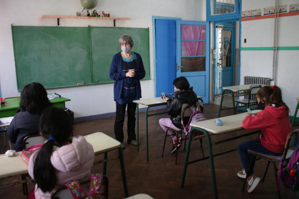 Entrevista a Ana María Stelman, la docente argentina nominada al