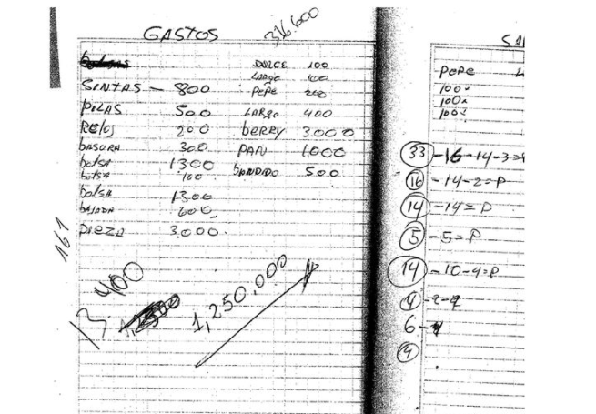 """La banda narco de la villa -1-11-14 """"facturaba"""" entre $500.00 y $900.000 por día"""