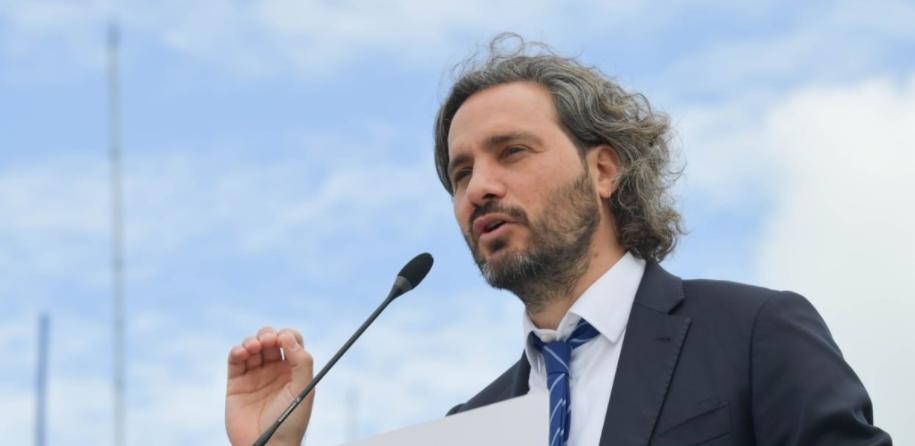 Santiago Cafiero y el canciller paraguayo acordaron fortalecer el Mercosur y trabajar en conjunto