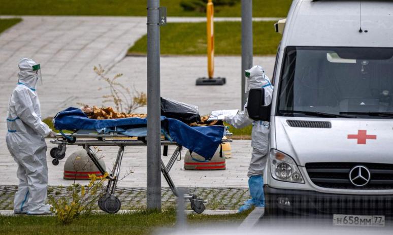 Rusia no para de batir récords de muertes por Covid