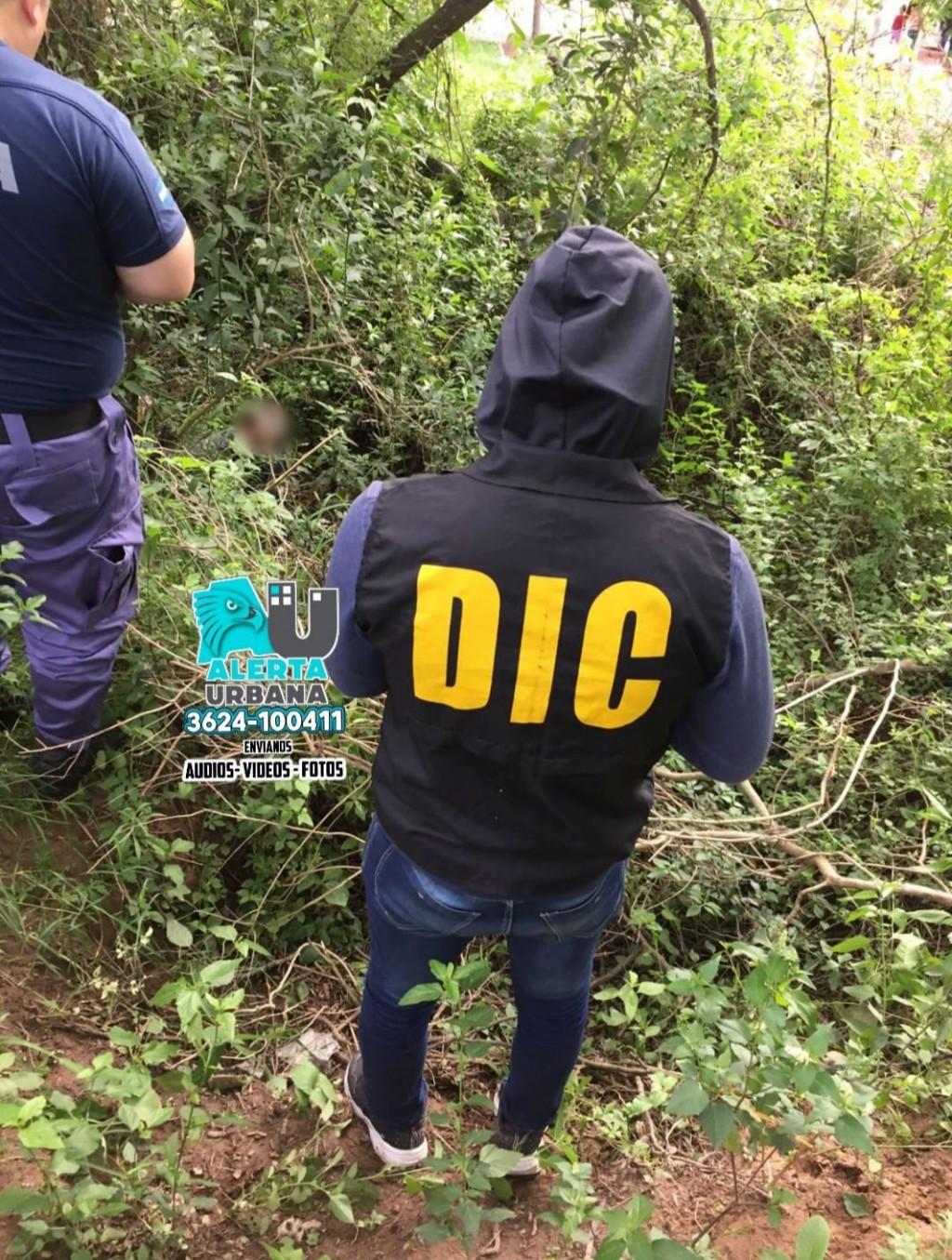 Encontraron un cuerpo que podría tratarse del femicida de Marilú
