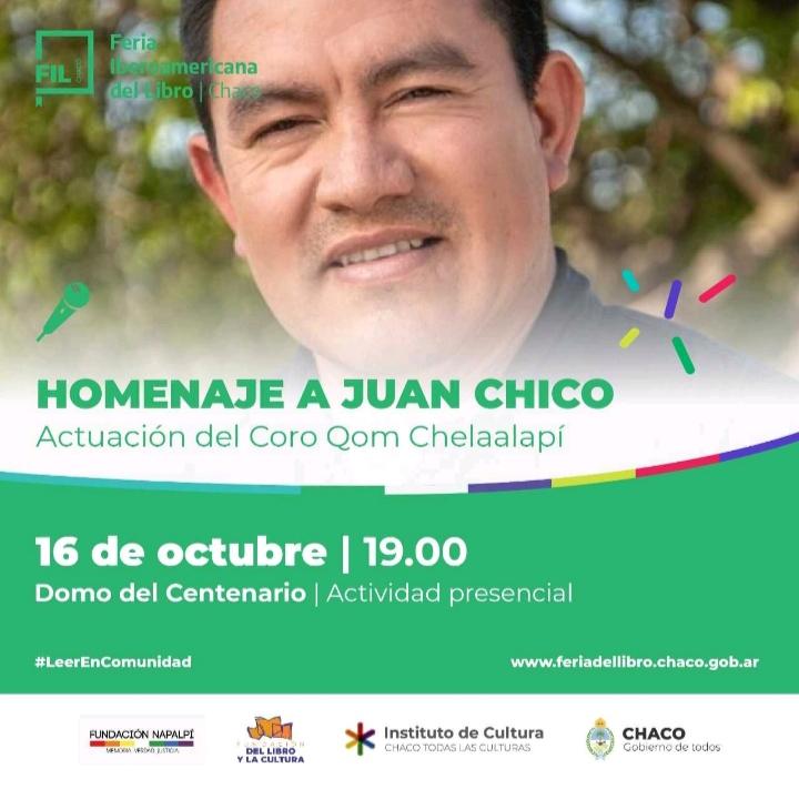 Feria Iberoamericana del Libro Chaco 2021