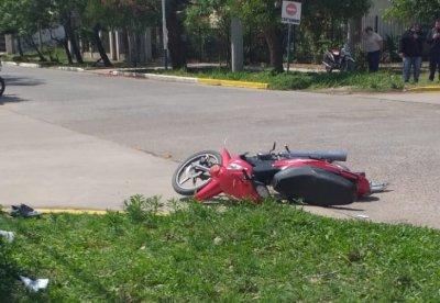 Un fallecido y una persona grave tras un accidente de tránsito