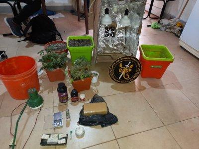 Sáenz Peña: Continúan los allanamientos para sacar las drogas de las calles